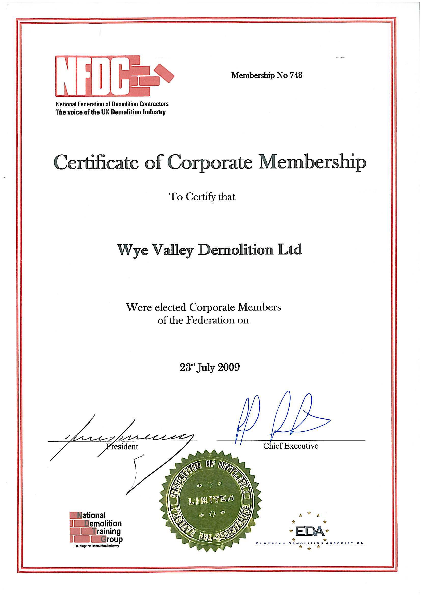 NFDC-Corporate-Membership