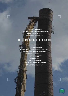 Wye Valley Demolition Brochure
